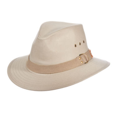 jcpenney.com | St. John's Bay® Twill Safari Hat with Buckle Band