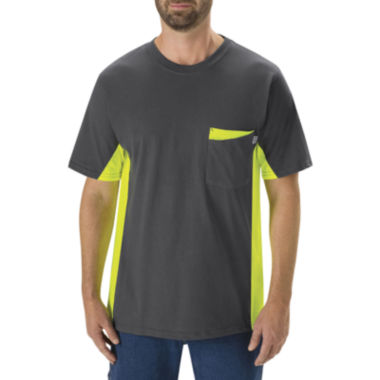 jcpenney.com | Red Kap® Colorblock Visibility Tee