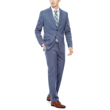 jcpenney.com | JF J. Ferrar® Birdseye Suit Separates - Super Slim Fit