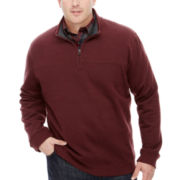 Arrow® Saranac Quarter-Zip Fleece - Big & Tall