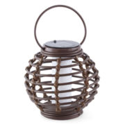 Outdoor Oasis™ Outdoor LED Solar Lantern