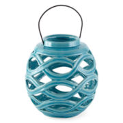 Outdoor Oasis™ Ceramic Lantern
