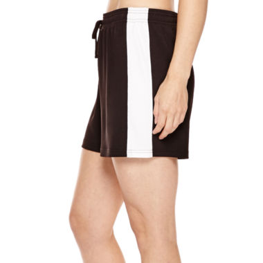 jcpenney.com | Made for Life™ Melange Mesh-Inset Shorts - Tall