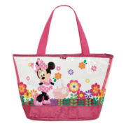 Disney Collection Pink Minnie Mouse Swim Bag