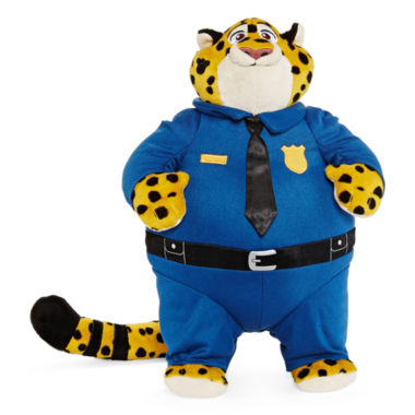 jcpenney.com | Disney Collection Zootopia Medium Plush Clawhauser