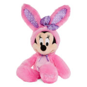 Disney Collection Minnie Mouse Easter Plush