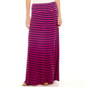 St. John's Bay® Long Knit Skirt