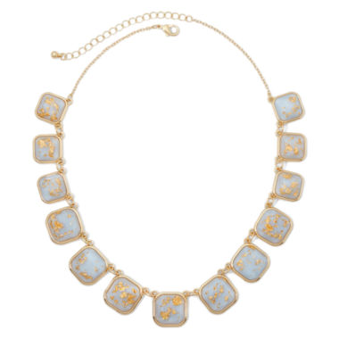 jcpenney.com | Mixit™ Blue Speckled Necklace