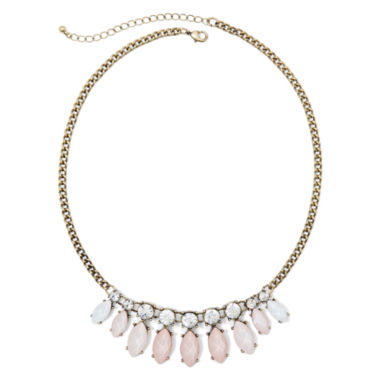 jcpenney.com | Decree® Layered Statement Necklace