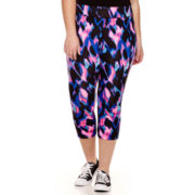 City Streets® Performance Leggings - Juniors Plus