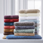 Royal Velvet® Sculpted and Egyptian Bath Towel & Rug Collection