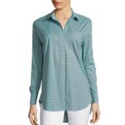 Liz Claiborne® Printed Pullover Tunic