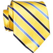 Stafford® Sign Cedric Stripe Silk Tie