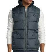 akademiks®  Outback Full-Zip Vest
