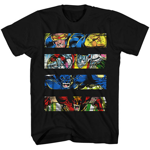Marvel X-MEN Intimidation Graphic T-Shirt