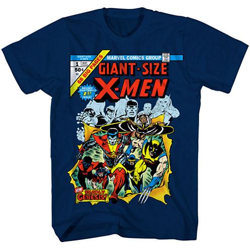 Marvel X-MEN Comic Graphic T-Shirt