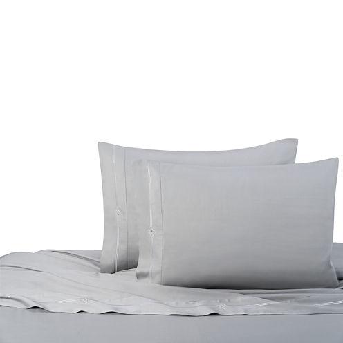 Swarovski By Textrade Eros 300tc Sateen Sheet Set