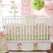 My Baby Sam Pink Pixie 3-pc. Baby Bedding
