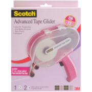 Scotch Advanced Tape Glider & Tape - Pink