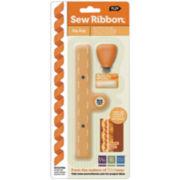 Sew Ribbon Tool & Stencil-Zig Zag
