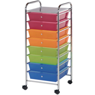 jcpenney.com | 8-Drawer Storage Cart
