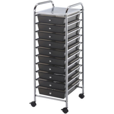 jcpenney.com | 10-Drawer Storage Cart