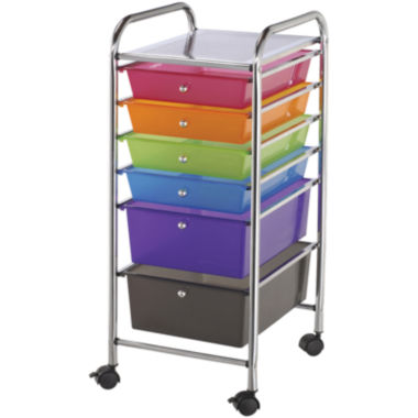 jcpenney.com | 6-Drawer Storage Cart