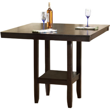 "jcpenney.com | Arcadia 42"" Counter Height Square Dining Table"