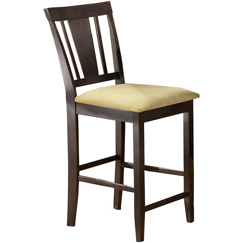 Arcadia Set of 2 Counter-Height Barstools