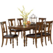 Arlington 7-pc. Dining Table Set