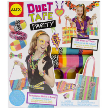 jcpenney.com | ALEX TOYS® Duct Tape Party Kit