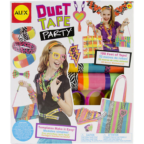 ALEX TOYS® Duct Tape Party Kit