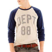 Arizona Long-Sleeve Raglan Shirt