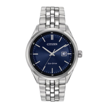 jcpenney.com | Citizen® Eco-Drive® Mens Stainless Steel Watch BM7251-53L