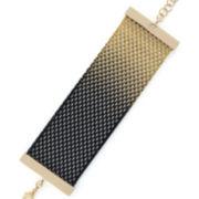 Nicole Miller® Ombré Multi Chain Bracelet