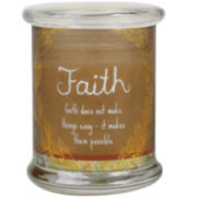 WoodWick® Inspiration Faith Candle