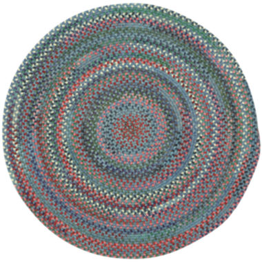 jcpenney.com | Capel American Traditions Braided Wool Round Rug
