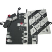 Rue Montmarte Le Coup de Fourchette Kitchen Linen Accessory Set