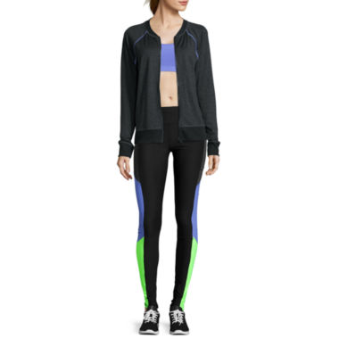 jcpenney.com | Xersion™ Removable Cup Bra, Bomber Jacket or Barre Legging