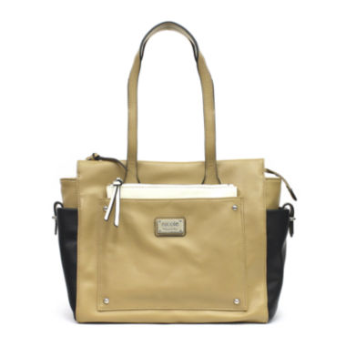 jcpenney.com | nicole by Nicole Miller® Jules Tote