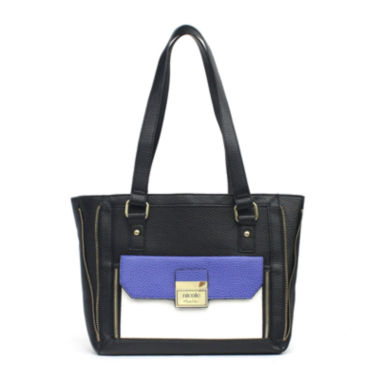 jcpenney.com | nicole by Nicole Miller® Lexi Ew Tote Handbag