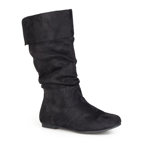 Journee Collection Shelley Boots - Extra Wide Calf