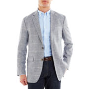 Stafford® Linen Cotton Sport Coat