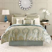 Croscill Classics® Peyton 4-pc. Jacquard Comforter Set