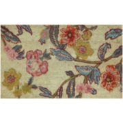Jacqulyn Coir Rectangular Doormat