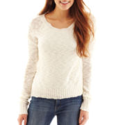 Arizona Slub Knit Sweater