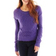 Arizona Slub Knit Sweater
