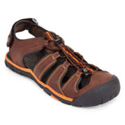 St. John's Bay® Ravine Mens Fisherman Sandals
