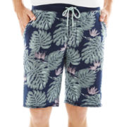 Arizona Printed Knit Shorts