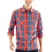 Levi's® Hammer Long-Sleeve Woven Shirt